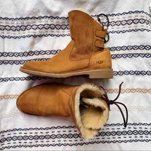 UGG Chestnut Women's Naiyah 1019164 Boots/Booties